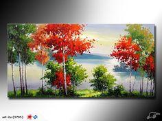 maples in autumn