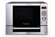Combination microwave and toaster oven. I want this built in.