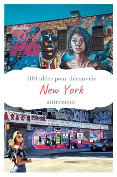 100 idées pour découvrir New York autrement New York Photographie, Travel Usa, Travel Tips, North And South, Voyage New York, York Pa, Nyc, New York City, Usa Trip