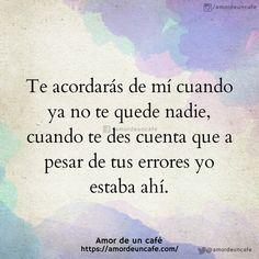 Escúchala que no eres sord@ The Words, Spanish Quotes Love, Book Quotes, Me Quotes, Ex Amor, Quotes En Espanol, Little Bit, Pretty Quotes, Love Phrases