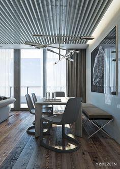 Apartment in Miami Beach, Florida on Behance