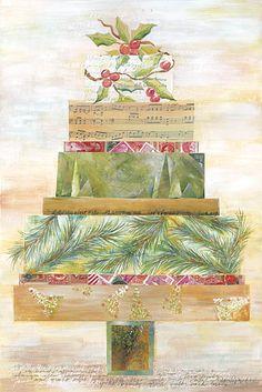 "Linda Arandas ""Holly tree"""