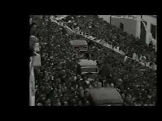 VISITA DE FRANCO A LA #GOMERA 1950