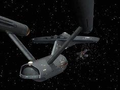 Star Trek Continues: Season 1, Episode 2 Lolani (8 Jan. 2014) USS Enterprise