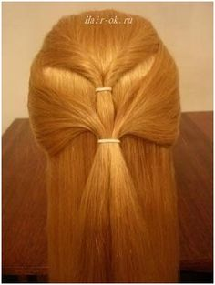 Original hairstyle in 5 minutes. Continued. Figure 4. http://beauty-health.info
