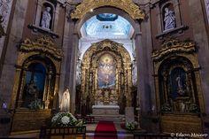 Altar da Igreja Santo Ildefonso