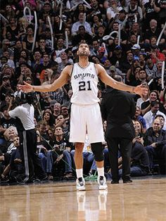 Tim Duncan: A Career Retrospective | San Antonio Spurs