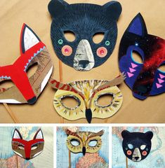 Google Image Result for http://www.ohparty.net/images/kids-party-animal-mask-set-1.jpg