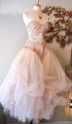 I found 'Dress (Prom, Wedding, Vintage, Princess Dress, Lace, Gown)' on Wish, check it out!