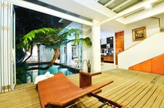 Amethyst P.17:  4 BR Villa with Private Pool, Resort Dago Pakar, Bandung.