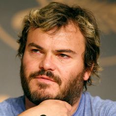 Jack Black (Another actor I know that has a good heart & helped out an organization that I know of) - Bing Images Jack Black, The D Train, Famous Atheists, Tenacious D, Hits Movie, Face Men, Hollywood, Celebs, Celebrities