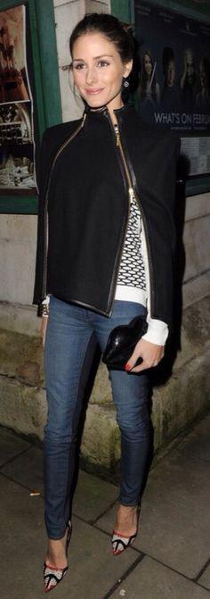 OliviaPalermo #celebrity #streetstyle