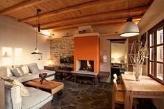 Thalia - Holiday Rental VIlla in Pelion - Greece Hotel Apartment, Apartments, Luxury Villa, Contemporary Design, Greece, Layout, Boutique Hotels, Thalia, House