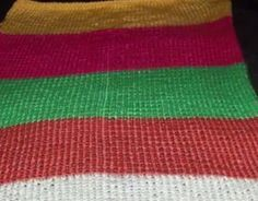 Loom knitting a blanket is a project most loom knitters eventually want to learn to do. If you are looking for a good loom knitting video showing you how to make knitting a blanket using a loom eas...