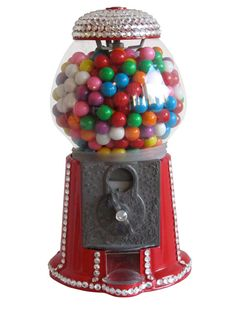 Bubble Gum Bling Machine- i need this.