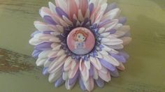 Sophia the first flower clip
