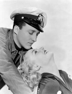 "Bing Crosby and Carole Lombard in ""We're Not Dressing"", 1934"