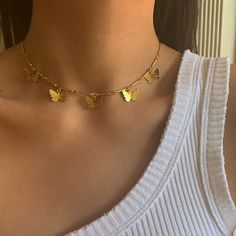 Whisper thin gold chokers with darling heart details. These heart chokers come in either one single heart or in triple hearts. These dainty necklaces have an additional extender so you can adjust the lengths of them to wear as a choker or longer necklace. Dainty Jewelry, Cute Jewelry, Jewelry Accessories, Fashion Accessories, Jewelry Necklaces, Fashion Jewelry, Women Jewelry, Jewlery, Jewelry Ideas