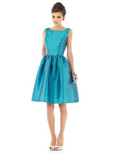 Bridesmaid Dress Option 4 - front