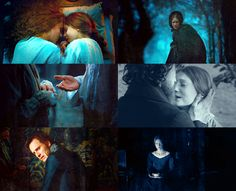 Jane Eyre (2011) - Mia Wasikowska as Jane Eyre & Michael Fassbender as Mr. Edward Rochester