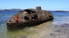 Theres nothing sadder than the wreck of a once-great submarine