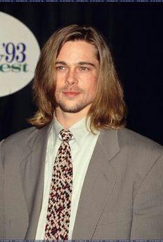 Brad Pitt Images, Brad Pitt Haircut, Brad Pitt And Jennifer, Shawnee, Leonardo Dicaprio, Oklahoma, Hot Guys, Hair Cuts, Handsome