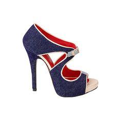 Cesare Paciotti - Women's Shoes | Lofter by Sur la terre ❤ liked on Polyvore featuring shoes, sandals, scarpe, cesare paciotti and cesare paciotti shoes