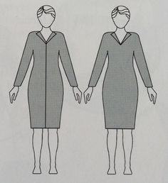 linhas verticais- te alongam e afinam porque faz os outros te olharem de cima para baixo. Exemplo: camisas fechadas por botões, calças compridas, lenços ao longo do torso ou com folga no pescoço!