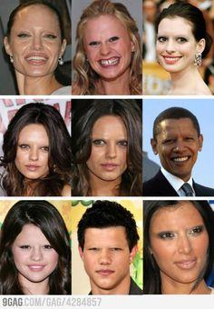 Eyebrows do matter..