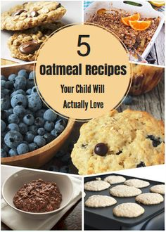 If we had to guess, odds are that oatmeal isn't on your child's list of food favorites. And we honestly can't blame them. For every delicious oatmeal recipe out there, there are probably 10 more that produce flavorless mush that no child (or parent, for that matter) should have to endure. Forget those terrible oatmeal nightmares: We've got five recipes that redeem the undervalued oat. http://www.activekids.com/food-and-nutrition/articles/5-oatmeal-recipes-your-child-will-actually-love