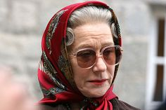 Helen Mirren as the Queen in Stephen Frears' film