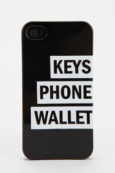 Fun Stuff Keys Phone iPhone 4/4s Case
