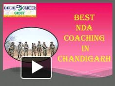 Best NDA Coaching in Chandigarh Nda Exam, Teaching Methodology, Previous Year Question Paper, Mock Test, Study Materials, Chandigarh, Cool Things To Make, Coaching, Career