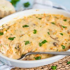 Seafood Casserole with Wine, Shrimp, and Crabmeat Recipe Seafood Lasagna, Seafood Stew, Seafood Dinner, Fish And Seafood, Can Crab Meat Recipes, Seafood Recipes, Yummy Recipes, Crab And Lobster, Lobster Meat
