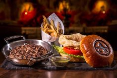 A burger stuffed with short ribs, truffles, AND foie gras, plus 11 more like it...