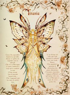 Titania (LUnivers Féérique dOlivier Ledroit)
