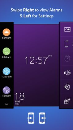 Wake up to a better alarm every morning with Alrm Clock - IOS Rumors