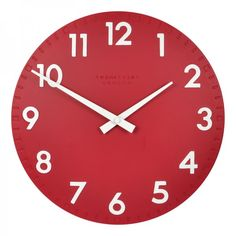 Buy Thomas Kent Mulberry Clock Silver Cloud - 20 Inch from our Wall Clocks range at Red Candy, home of quirky decor. Thomas Kent Clocks, Grey Wall Clocks, Wall Watch, Quirky Decor, Wall Clock Online, Wall Clock Design, French Grey, Red Candy, London