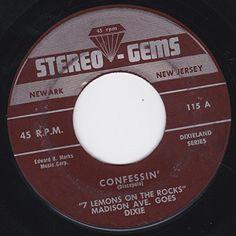 "45vinylrecord Confessin/Royal Garden Blues (7""/45 rpm) STEREO GEMS http://www.amazon.com/dp/B00KWH6ENS/ref=cm_sw_r_pi_dp_FCmGvb1ZDTH3P"