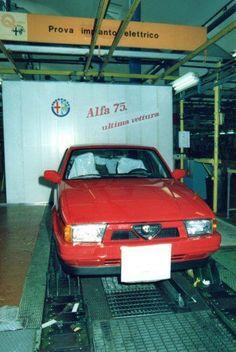 Alfa 75 1.8 IE