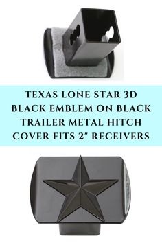 Fits 2 Receivers, Black Diamond Crystal Bling Rhinestone Trailer Hitch Cover tube Insert Fits 2 Receivers