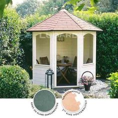 Lugarde Prima Andrea prieeltje Gazebo, Outdoor Living, Outdoor Structures, Kiosk, Outdoor Life, The Great Outdoors, Cabana, Outdoors