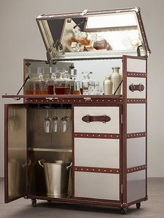 The Best Bar Carts For Entertaining