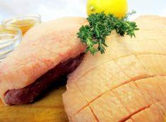 Nejedlé recepty: Kachní prsa na medu, citronu a tymiánu Pork, Meat, Lemon, Kale Stir Fry, Pork Chops