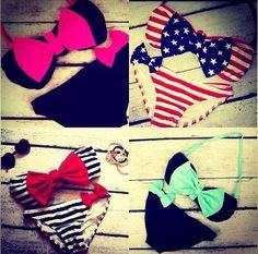 Cute swimwear. Cute bikinis