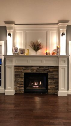 6 Aware Tips AND Tricks: Small Basement Remodeling Diy basement remodeling on a budget bedrooms.Base 6 Aware Tips AND Tricks: Small Basement Remodeling Diy basement remodeling on a budget bedrooms. Fireplace Redo, Fireplace Remodel, Fireplace Design, Fireplace Ideas, Renovate Fireplace, Farmhouse Fireplace, White Fireplace Mantels, Fireplace Lighting, Basement Fireplace