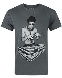 Official Avengers Age Of Ultron Tony Stark Bruce Lee DJ Men's T-Shirt By BNA78 (S) Official http://www.amazon.co.uk/dp/B00X63FEMW/ref=cm_sw_r_pi_dp_eilNwb1X9N297