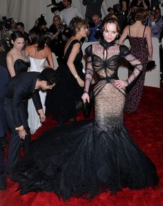 Christina Ricci~ Insane Dress
