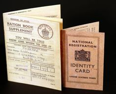 Image result for ww2 gas mask box label template world war ww2 wartime 1940s evacuee replica ration book id pronofoot35fo Images