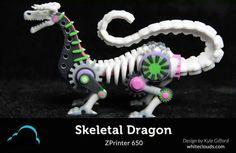 Steampunk Dino